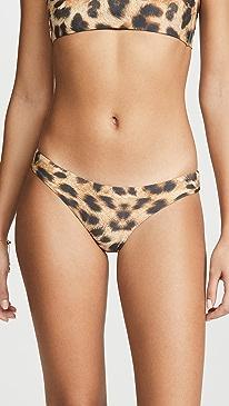 Reversible Basic Full Bikini Bottoms