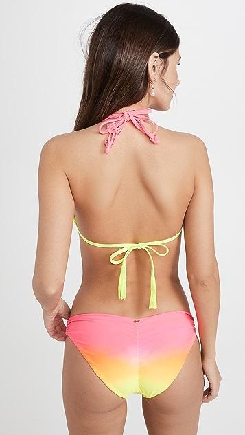 PQ Swim Dip Dye Isla Bikini Top