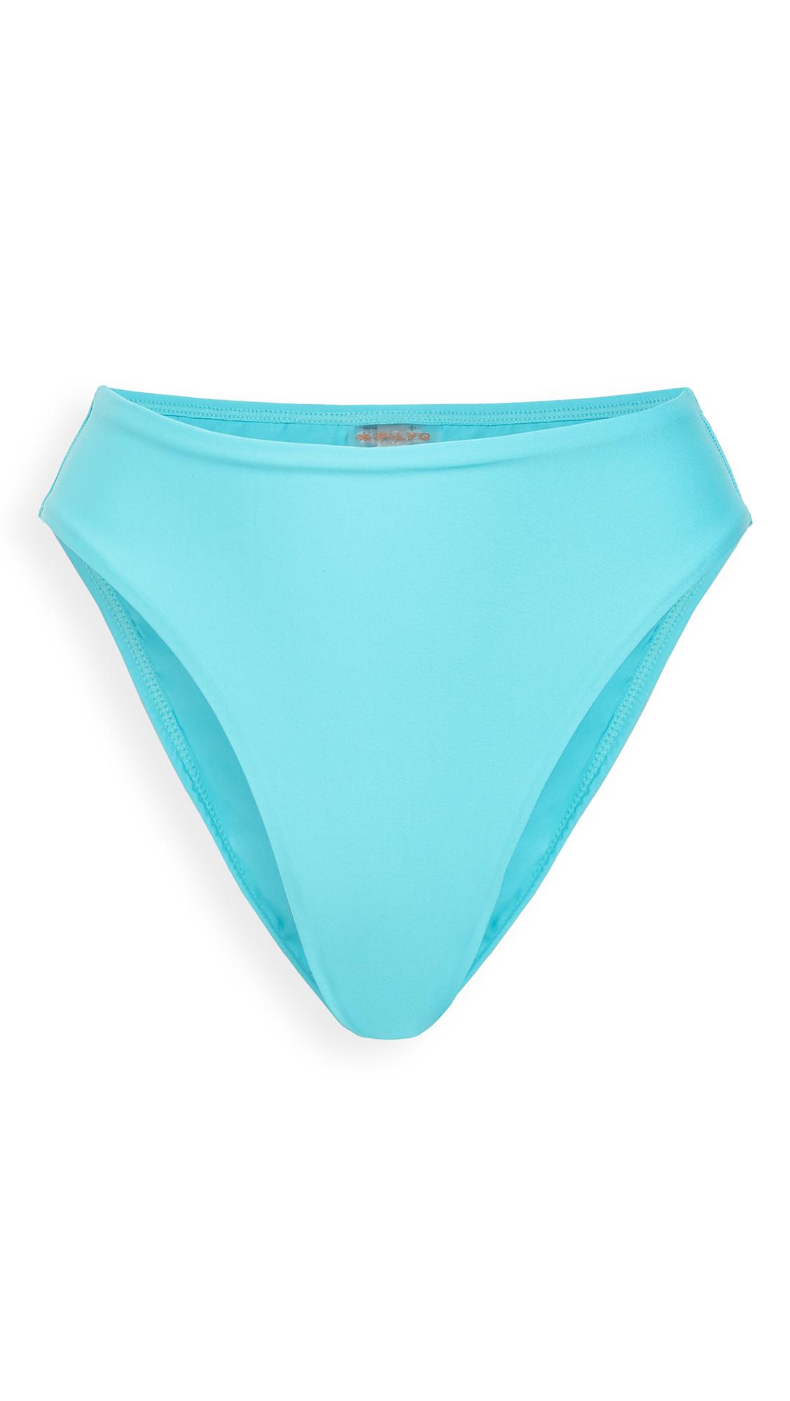 PQ Swim Hilary High Waist Full Bottoms