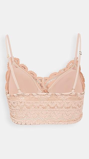 PQ Swim Lace Bralette Bikini Top