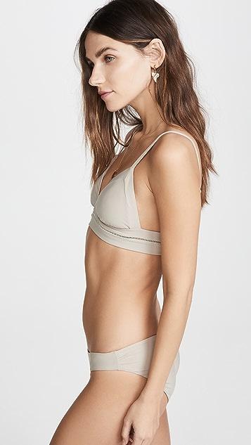 PQ Swim Stitched Kylie 挂脖上衣