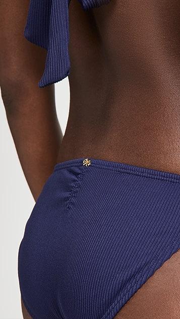PQ Swim 基本款抽褶全包覆泳裤