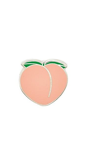 Pintrill Peach Pin