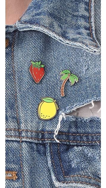 Pintrill Lemon Pin