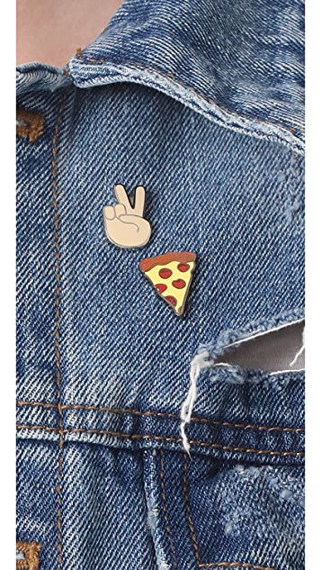 Pintrill Pizza Pin