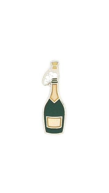 Pintrill Champagne Pin