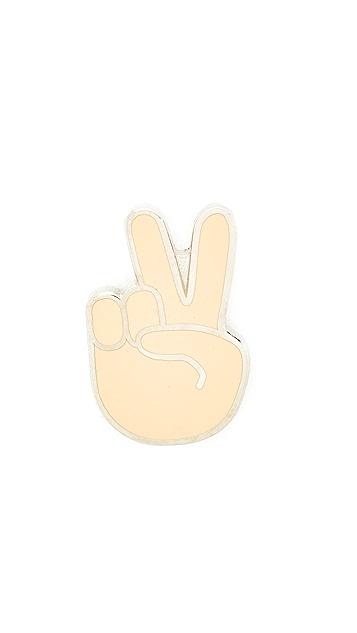 Pintrill Peace Pin