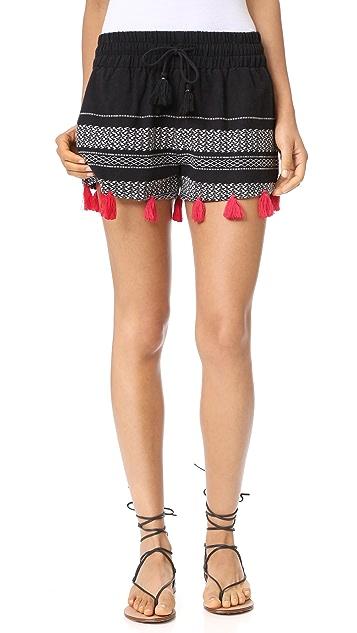 Piper Tassle Shorts