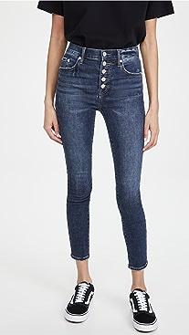 Pistola Denim Aline Jeans