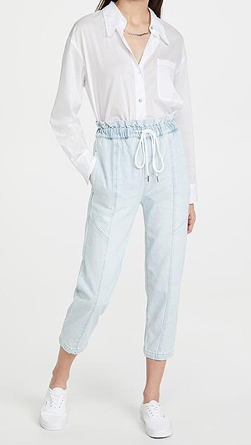 Pistola Denim Cam Jeans