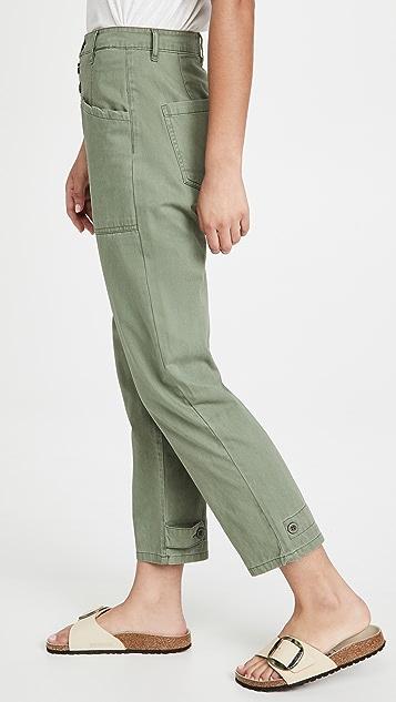 Pistola Denim Tammy High Rise Trousers