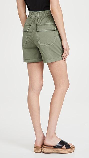 Pistola Denim Beverly 短裤