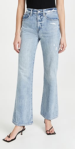 Pistola Denim - Charlie High Rise Straight Jeans