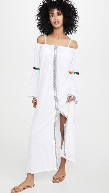 Pitusa Gypsy 长连衣裙