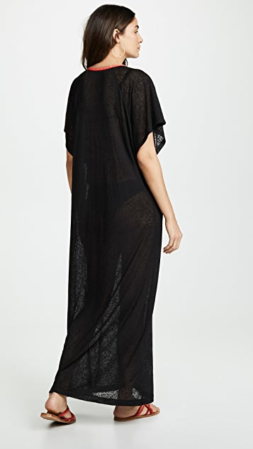 Pitusa Abaya Maxi Dress
