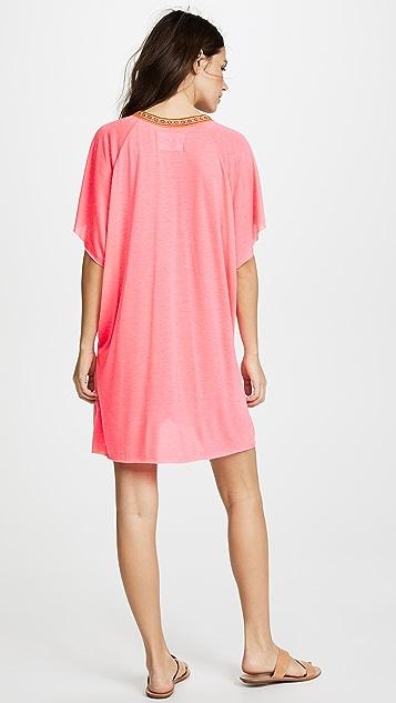 Pitusa Mini Abaya Dress