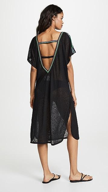Pitusa Платье с V-образным вырезом на спине