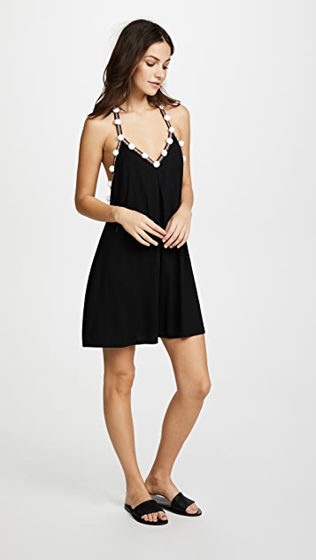 Pitusa Pom Pom Dress