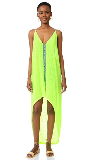 Pitusa Evil High Low Coverup