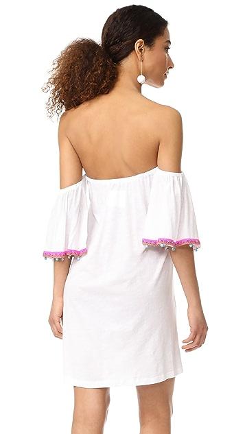 Pitusa Salsa Mini Dress