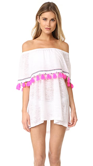 Pitusa Ibiza Mini Dress