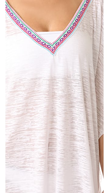 Pitusa Desert Mini Dress