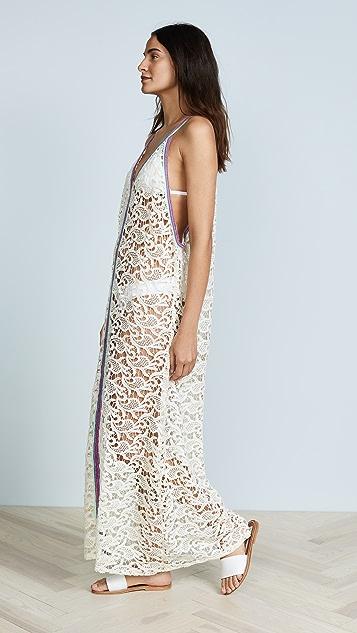 Pitusa Crochet Sundress