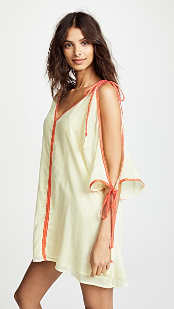 Pitusa Mini Ottoman Dress