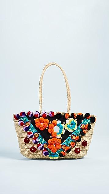 Pitusa Dreamy Beach Bag