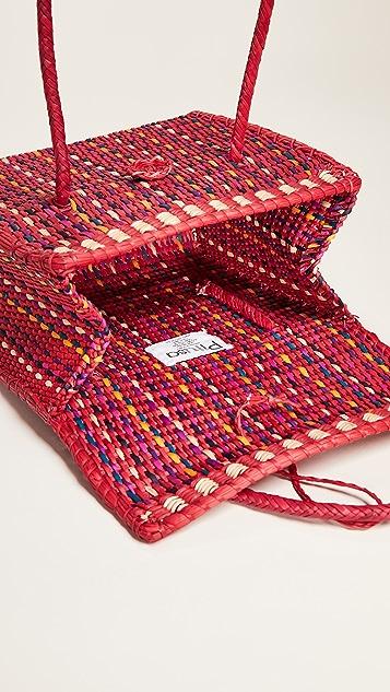 Pitusa Straw Handbag