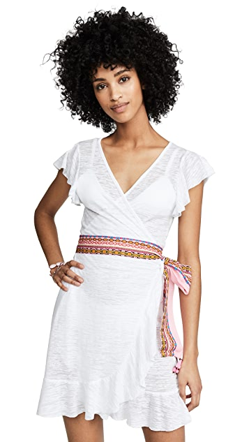 Pitusa Wrap Lllama Dress