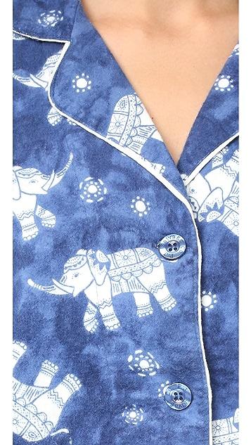 PJ Salvage PJ Salvage Elephants PJ Set