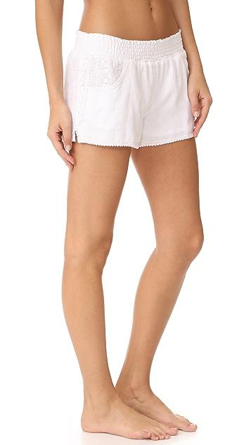 PJ Salvage White It Out PJ Shorts