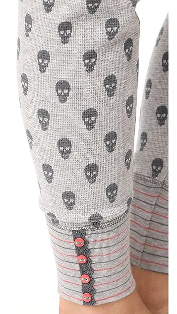 PJ Salvage Skull Canyon PJ Pants