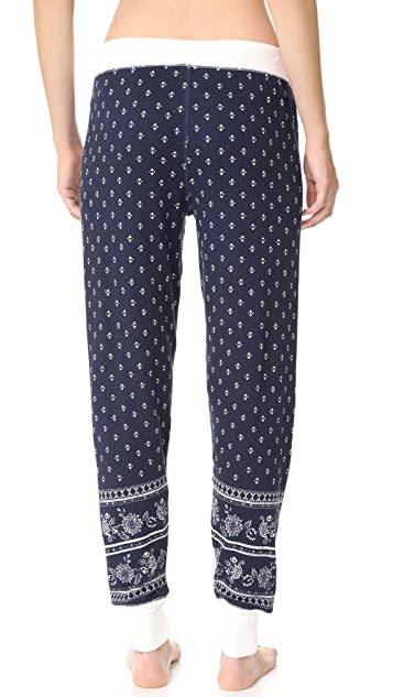PJ Salvage Denim Blues PJ Pants
