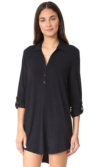 PJ Salvage Basic Sleep Shirt