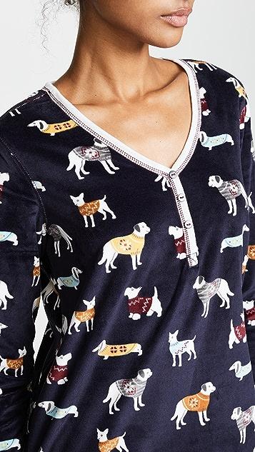 PJ Salvage Doggie Sweaters PJ Top