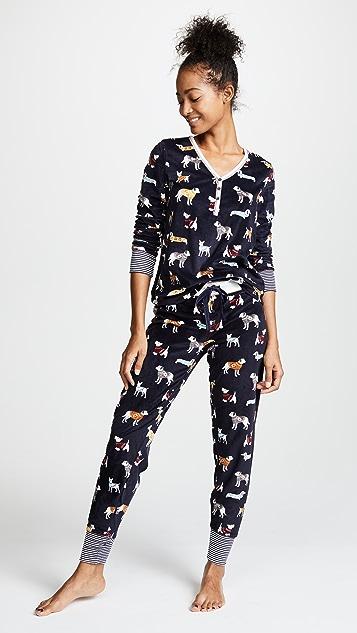 PJ Salvage Doggie Sweaters PJ Pants