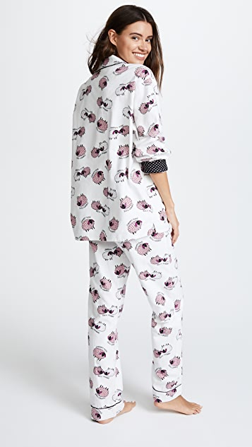 PJ Salvage Sheepy Time PJ Set