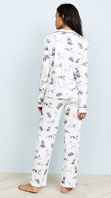 PJ Salvage Playful Prints Pants