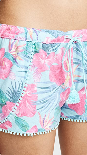 PJ Salvage Hot Tropic PJ Shorts