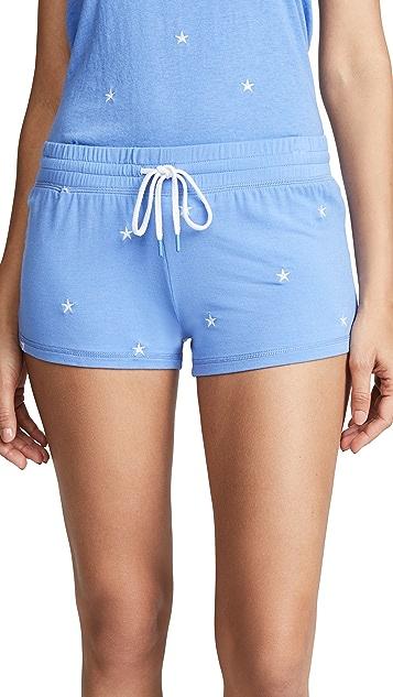 PJ Salvage Stars PJ Shorts