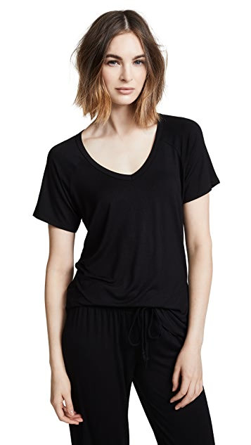 PJ Salvage V-Neck Tee