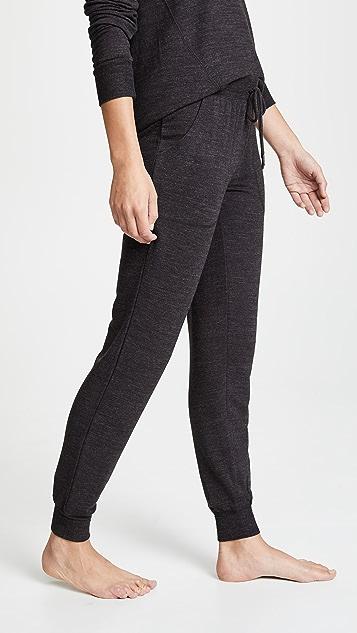 PJ Salvage Домашние пижамные брюки Essentials