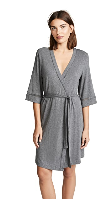 PJ Salvage Shadow Stripe Robe
