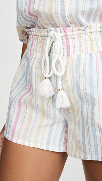 PJ Salvage Washed Ashore 短睡裤