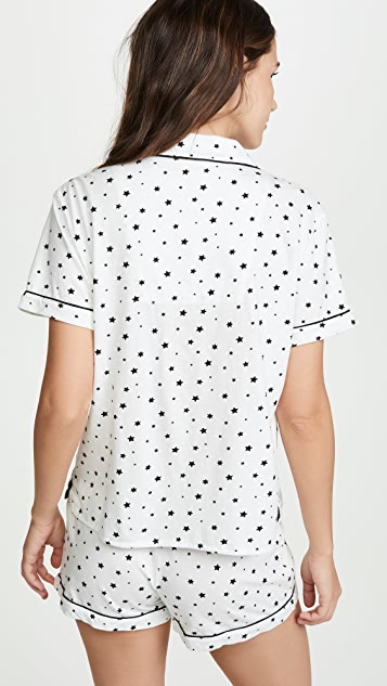 PJ Salvage Пижама с шортами x Stand Up To Cancer