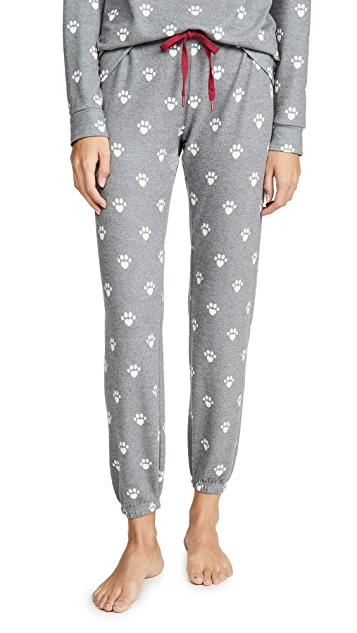 PJ Salvage Animal Lover Bottoms