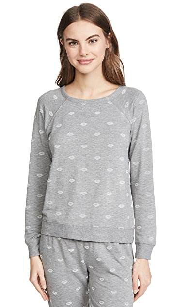 PJ Salvage Amour Love Sweatshirt