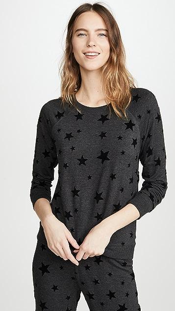 PJ Salvage Night Sky Sweatshirt